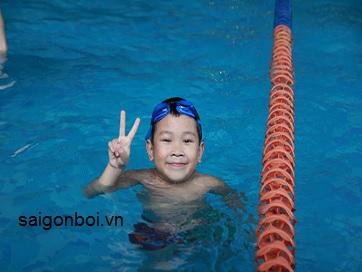 Lý do nên cho bé học bơi lớp kèm riêng ở Sài Gòn Bơi TPHCM