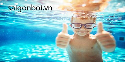 Bảng báo giá học phí học bơi lội ở tphcm - Sài Gòn Bơi