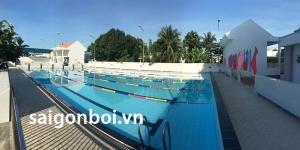 Trung tâm dạy bơi ở quận 7 tại TP HCM - Cam kết 100% biết bơi