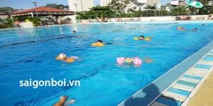 Địa điểm học bơi uy tín, chất lượng nhất ở quận 9 tại tphcm
