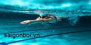 Khóa dạy bơi lặn 1 kèm 1 - Trung tâm dạy bơi Sài Gòn