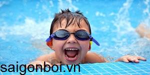 Khóa dạy bơi tại nhà cho bé - Trung tâm dạy bơi uy tín TPHCM