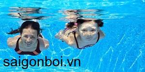 Đăng ký học bơi cho người lớn ở TPHCM - Khóa bơi 100m