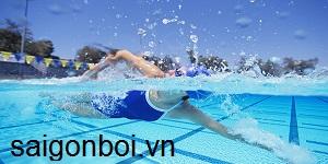 Khóa dạy bơi theo giờ cho người lớn chất lượng số 1 tại TPHCM
