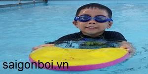 Lớp dạy bơi cho bé 3 tuổi - 6 tuổi chất lượng tại TP. HCM
