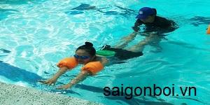 Khóa dạy bơi lội kèm riêng chất lượng cao tại TPHCM - Biết bơi nhanh