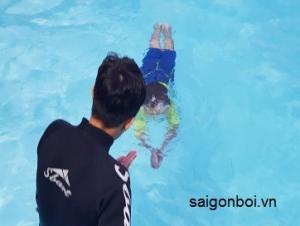 Dạy bơi tại nhà cho trẻ em ở TPHCM - Cam kết 100% biết bơi